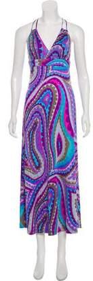 Trina Turk Sleeveless Maxi Dress