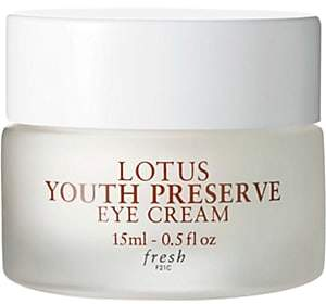Fresh Women's Lotus Youth Preserve Eye Cream