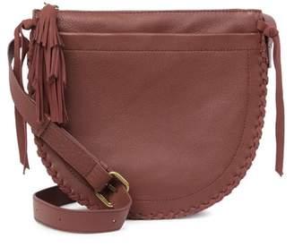 Lucky Brand Numa Leather Crossbody Bag