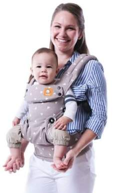 Baby Tula Explore Multi-Position Baby Carrier in Sleepy Dust