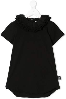 Nununu short-sleeve ruffle top