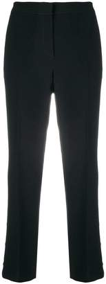No.21 cropped flared trousers