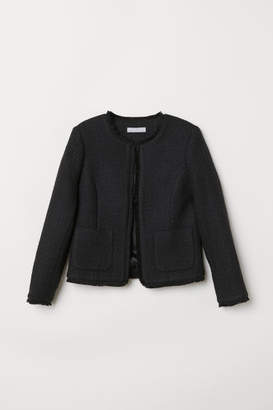 H&M Short Jacket - Black