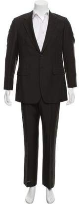 Prada Woven Two-Piece Suit