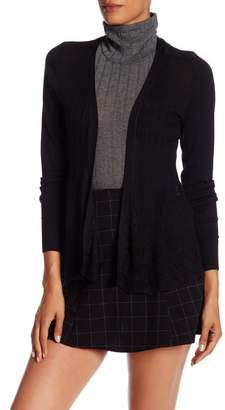 DREAMERS BY DEBUT Long Sleeve Open Front Cardigan