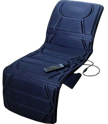 Carepeutic Deluxe Vibration Massage Mat w/ Heat Therapy
