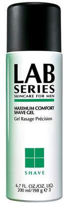 Lab Series Skincare for Men Maximum Comfort Shave Gel, 6.7 oz.