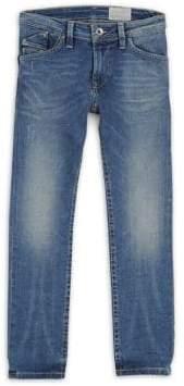 Boy's Darron Five-Pocket Jeans
