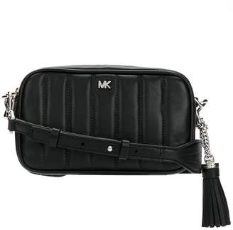 MICHAEL Michael Kors quilted camera bag