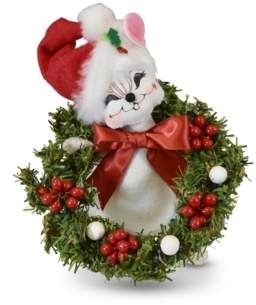 Annalee 6in Yuletide Mouse