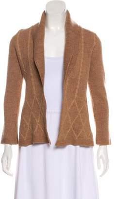 Pendleton Wool Open Front Cardigan