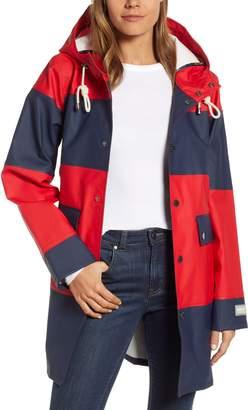 Pendleton Seaside Hooded Rain Jacket