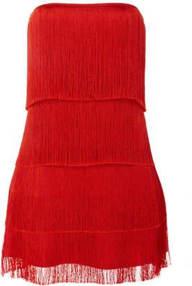 Alexis Rosmund Fringe Party Dress