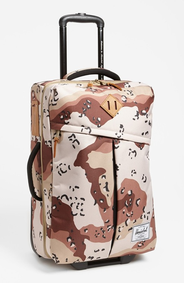 Herschel 'New Campaign' Rolling Suitcase Desert Camo One Size