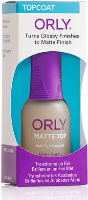 Orly Matte Topcoat - .6 oz.