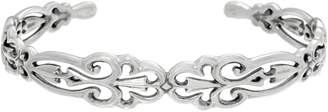 Couture Carolyn Pollack Sterling Silver Country Cuff, 12.0g