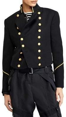 Polo Ralph Lauren Wool Admiral Jacket