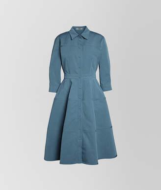 Bottega Veneta DRESS IN COTTON SILK