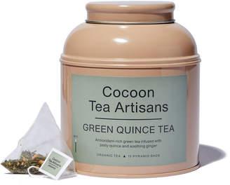 Cocoon Tea Artisans 100%-Organic Green Quince Tea