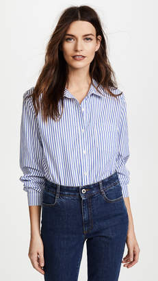 Stateside Striped Oxford Button Down