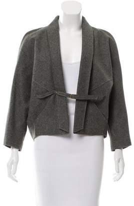 Leroy Veronique Wool Casual Jacket