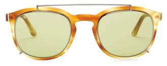 Tod's Women's 50mm Browline Sunglasses