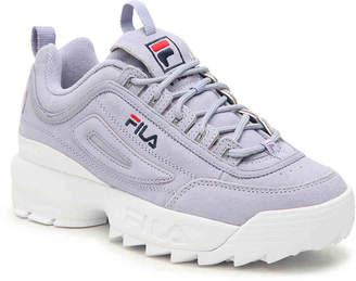 Fila Disruptor II Premium Sneaker - Women's