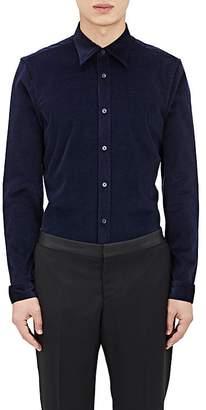 Barneys New York Burberry X Men's Corduroy Shirt