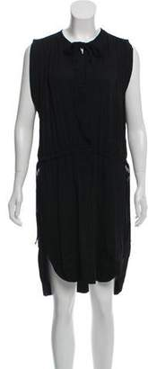 Etoile Isabel Marant Sleeveless Knee-Length Dress