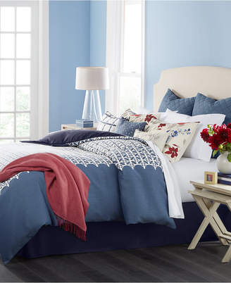 Martha Stewart Collection Closeout! Collection Madeline 10-Pc. Queen Comforter Set, Created for Macy's Bedding