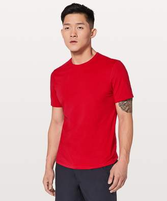 abf7d14a8e Red And White Striped Men's Tee - ShopStyle