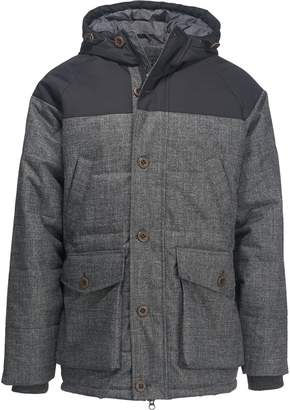 Woolrich Bitter Chill Wool Loft Hooded Parka - Men's