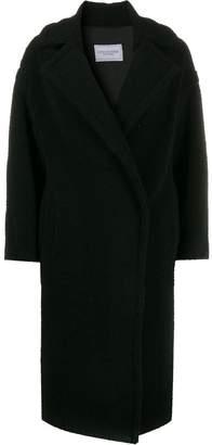 Couture Forte Dei Marmi oversized logo coat