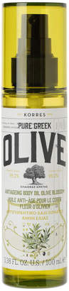 Korres Natural Pure Greek Olive and Olive Blossom Body Oil 100ml