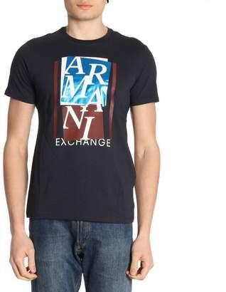 Armani Collezioni T-shirt T-shirt Men Armani Exchange