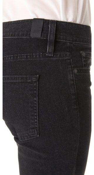 Vince Relaxed Rolled Jeans