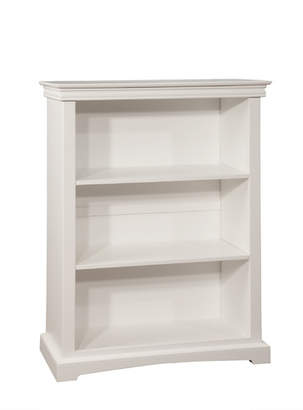 "Cambridge Silversmiths Bolton Furniture 48"" H Wood Bookcase with Two Adjustable Shelves"