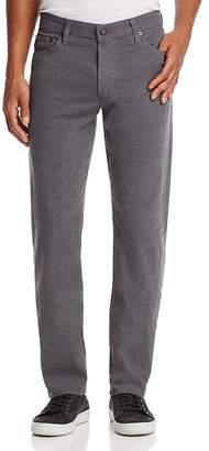 AG Jeans The Graduate Slim Straight Fit Jeans in Grey
