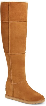 UGG Classic Femme Over the Knee Wedge Boot