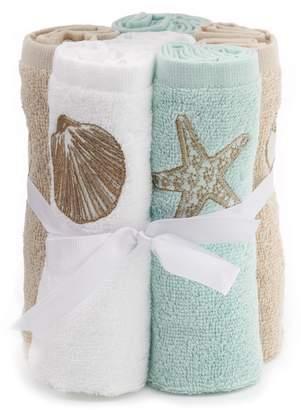 Sonoma Goods For Life SONOMA Goods for Life Shoreline 6-pk. Washcloths