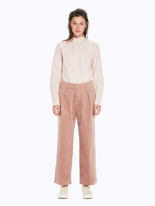 Scotch & Soda Wide Leg Corduroy Trousers