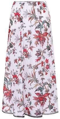 McQ Printed skirt