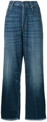 Golden Goose wide leg jeans