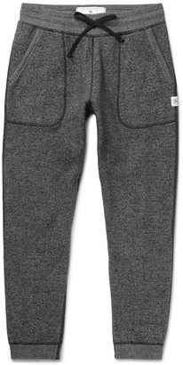 Reigning Champ Tapered Fleece-Back Stretch-Cotton Jersey Sweatpants $140 thestylecure.com