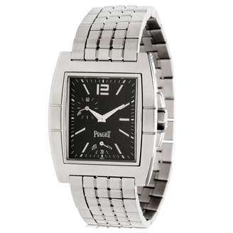 Piaget Protocole Silver Steel Watches