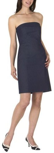 Merona Collection Refined Strapless Dress - Denim