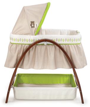 Bed Bath & Beyond Summer Infant® Bentwood Bassinet