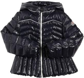 Moncler Fauvette Nylon Down Jacket