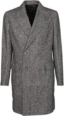 Barba Napoli Double-breasted Coat