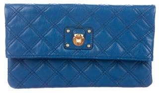 Marc Jacobs Eugenie Foldover Clutch